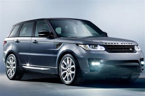 seven seater range rover revealed range rover sport a 7 seater stuff co nz