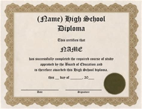 high school diploma template free free diploma templates with customizable wording geographics