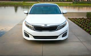 Kia Optima 2014 Car And Driver