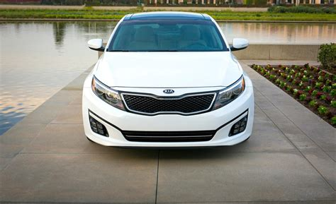 Pictures Of Kia Optima 2014 Car And Driver