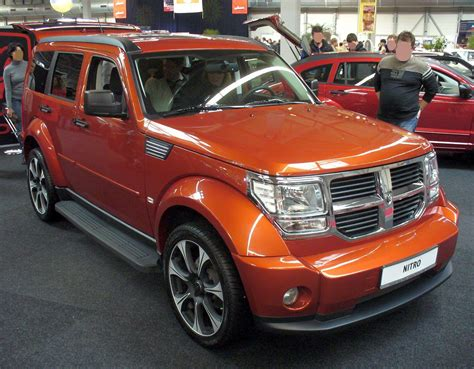 Nitro Auto by Dodge Nitro Car Wallpapers