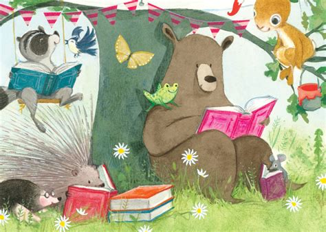 pictures in books 8 delightful children s books that celebrate reading