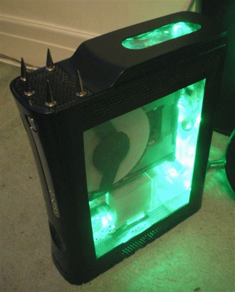 modded xbox 360 console my xbox 360 that i modded years ago custom consoles