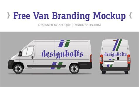 van design mockup free 13 psd van and car vehicle mockups howfreelance media