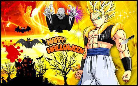 Imagenes De Dragon Ball Z Halloween | happy halloween dragon ball z fan art 35976861 fanpop