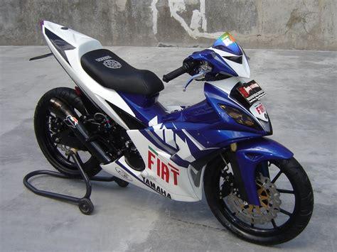 modifikasi motor 100 gambar modifikasi motor yamaha mx terkeren