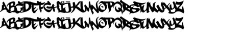 free graffiti fonts urban fonts