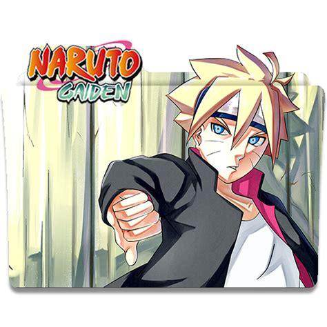 boruto icon naruto gaiden folder icon by kirito solo on deviantart