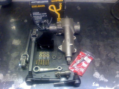 power steering conversion ford truck enthusiasts forums