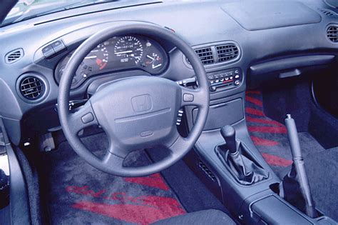 Honda Sol Interior by 1993 97 Honda Civic Sol Consumer Guide Auto