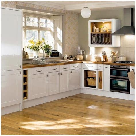 ห องคร วไทยผสมผสานสไตล โมเด ร น สวยม เสน ห L Shaped Country Kitchen Designs