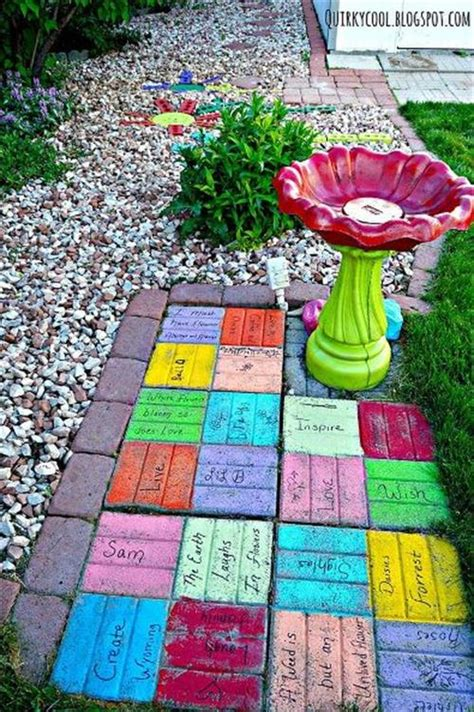 Home And Patio Decor Center by Recycled Yard Art Ideas Diy Diy Craft Projects