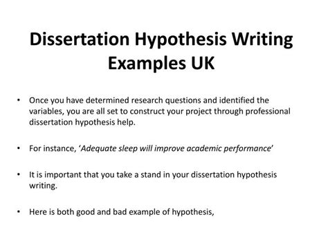dissertation experts ppt get dissertation hypothesis writing help by