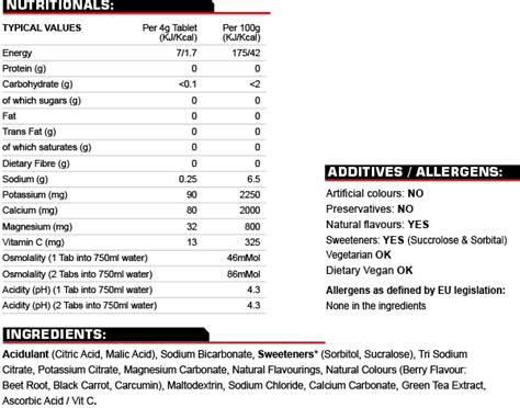 5 ingredientes 5 ingredients bebida isot 243 nica barata y de calidad high5 zero