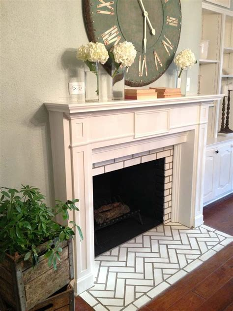 magnolia fixer upper love the herringbone design from quot fixer upper quot on hgtv
