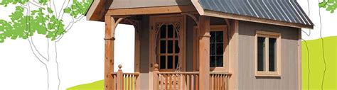 Cottage Bunkie Ideas by The Cottage Bunkie Timber Mart