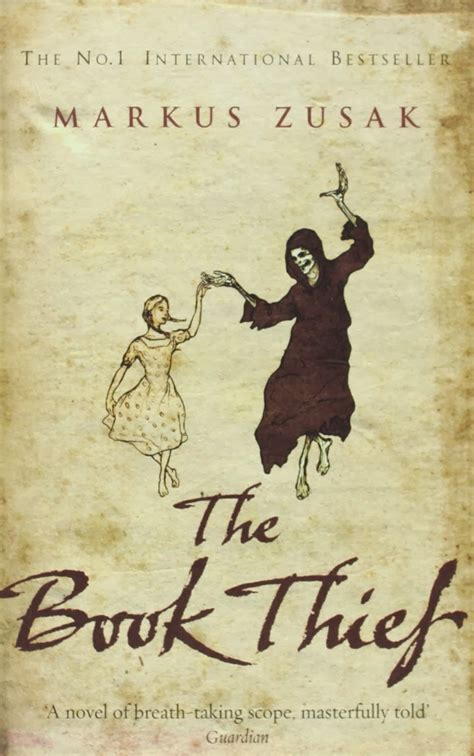 the thief a novel porcelina s world book review the book thief