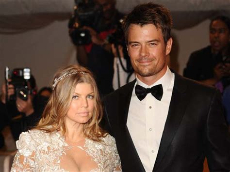 Black Eyed Peas Fergie Engaged To Josh Duhamel Reps Confirm by Fergie And Josh Duhamel Welcome Philly