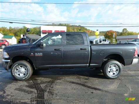Maximum Steel Metallic 2015 Ram 2500 Tradesman Crew Cab