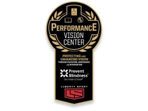 Visions Center On Blindness prevent blindness liberty sport launch performance vision center award optometryweb the