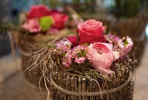 dekorationen blumen stricker florale dekorationen