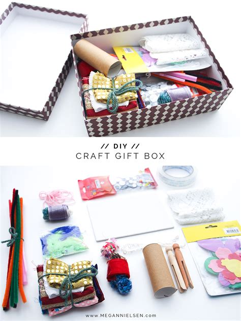 diy craft blogs an amazing diy craft gift box megan nielsen design diary
