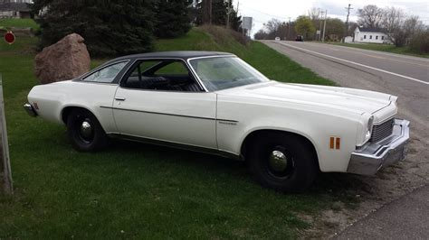 1973 Chevrolet Malibu For Sale in Davison, Michigan   Old