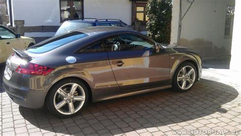 Audi Tt 8j Test by Audi Tt Audi Tt 8j 1 8 Tfsi Test Testberichte 205708713