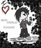 I Love You Emo Cartoons