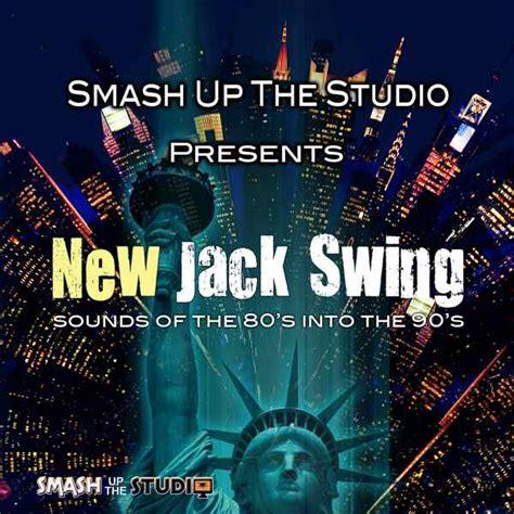 new jack swing drum sles smash up the studio new jack swing wav aiff apple loops
