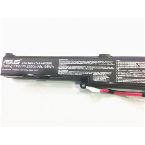 Asus Laptop Battery Not Charging 0 asus a41 x550e battery 44wh