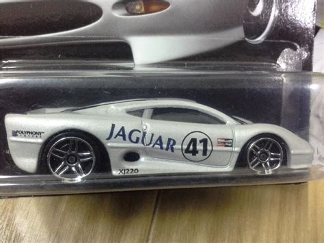 hot wheels gt jaguar xj pea    pm