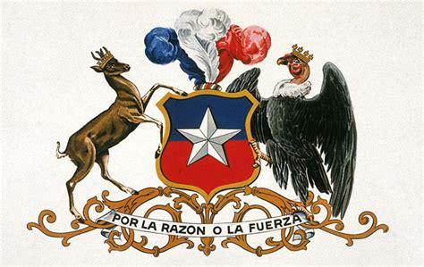 el huemul uno de los representantes del escudo nacional escudo de chile 191 qu 233 significa cada uno de sus s 237 mbolos