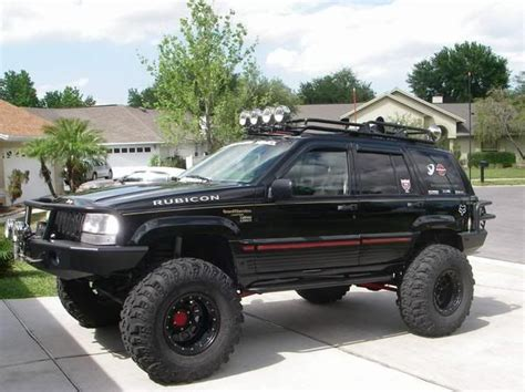 lifted jeep grand cherokee jeep cherokee lifted all things jeep pinterest