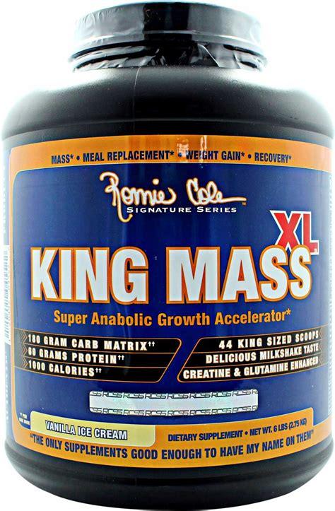 King Mass Gainer Ronnie Coleman ronnie coleman king mass xl photo gallery at zumub