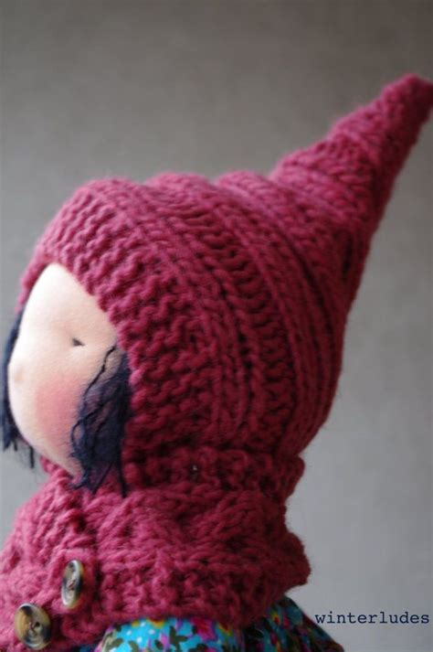 pattern waldorf doll pdf pattern pixie hat quot michelle mabel quot for 15 17 quot waldorf