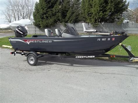 crestliner boat for sale from usa - Used Crestliner Boats On Ebay