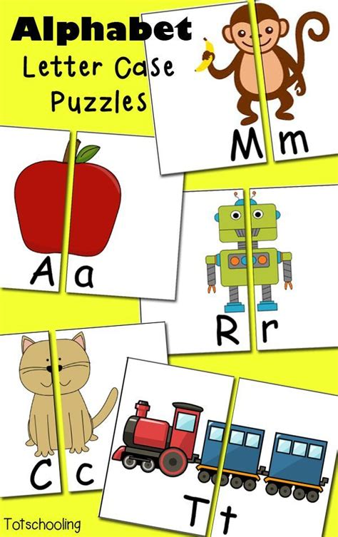 printable abc puzzle best 25 alphabet letters ideas on pinterest free