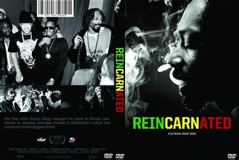 film snoop lion reincarnated reincarnated 2012 r0 custom movie dvd cd label dvd