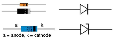 free wheeling diode symbol electronics components and what they do