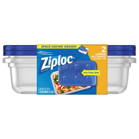 check out the deal on ziploc food storage containers - Ziplock Storage Containers
