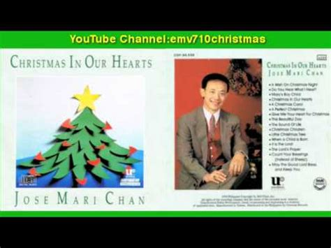 christmas songs jose mari chan lyrics jose mari chan the sound of doovi