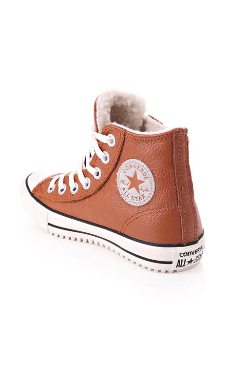 converse winter boots converse womens mens unisex leather mid winter boot