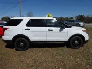 Ford Interceptor Utility For Sale 2013 Ford Explorer Interceptor Awd V6 For Sale Ebay