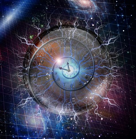 Time And Space what is the space time continuum