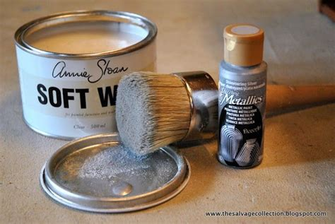 chalk paint zinc finish a faux zinc finish shared by of quot the salvage
