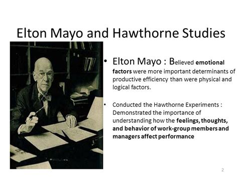 Nibm Mba Review by Study On Hawthorne Experiment Our New Essay Writing