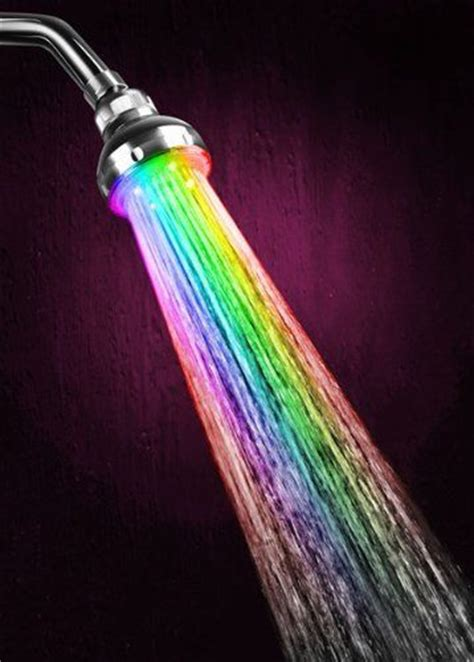 Changing Color Shower by Led Color Changing Shower For The Home