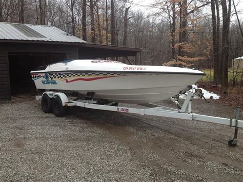 scarab boats ohio 99 wellcraft scarab powerboat for sale in ohio