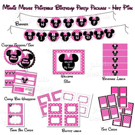 printable birthday table decorations 27 best images about oh toodles she s two on pinterest